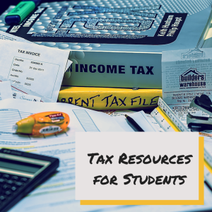 TAXES for STUDENTS